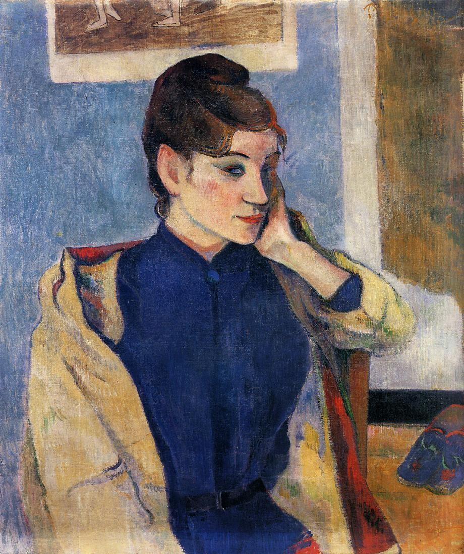 Madeleine bernard 1888 musee de peinture et de sculpture